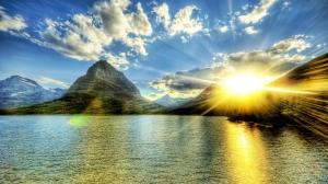 magnificent-lake-sunrise-hdr-312902