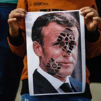 Арапските христијани се придружија во осудите кон францускиот претседател